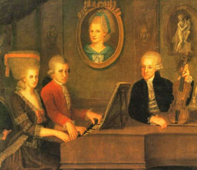 The Mozarts